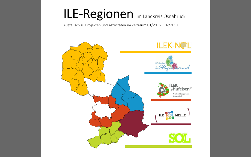 Screenshot der ILE-Info