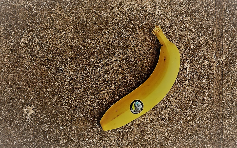 Fairtrade-Banane