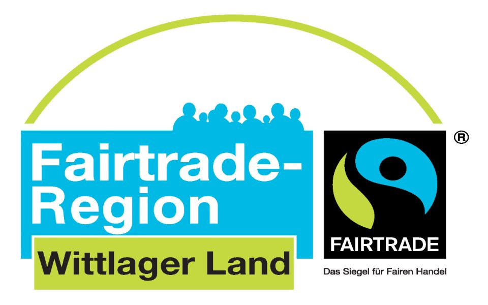 Fairtrade-Logo Wittlager Land